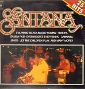 Double LP - Santana - 25 Hits