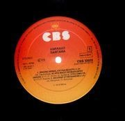 LP - Santana - Abraxas