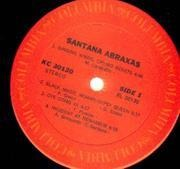 LP - Santana - Abraxas - NO POSTER
