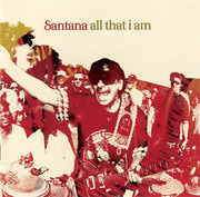 CD - Santana - All That I Am