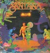 LP - Santana - Amigos