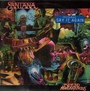 LP - Santana - Beyond Appearances