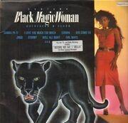 Double LP - Santana - Black Magic Woman