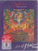 DVD - Santana - Hymns For Peace - Live At Montreux 2004 - Still Sealed