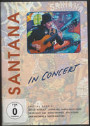 DVD - Santana - In Concert - Still Sealed / Bonus Material
