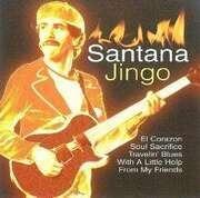 CD - Santana - Jingo