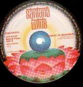 LP-Box - Santana - Lotus - with poster