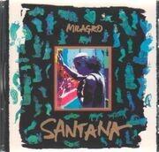 CD - Santana - Milagro
