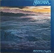 Double LP - Santana - Moonflower - Gatefold
