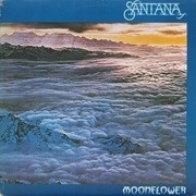 Double LP - Santana - Moonflower