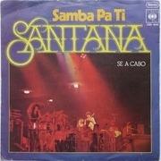 7'' - Santana - Samba Pa Ti