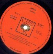 LP - Santana - Santana (The Third Album) - ORIGINAL!