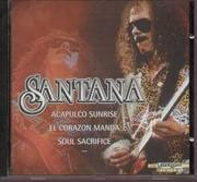 CD - Santana - Santana (Laserlight - 12963)