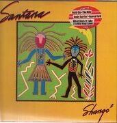 LP - Santana - Shangò