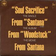 7'' - Santana - Soul Sacrifice
