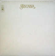 LP - Santana - Welcome - EMBOSSED COVER