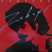LP - Santana - Zebop