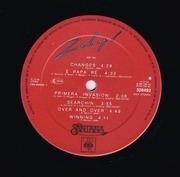 LP - Santana - Zebop - CLUB-EDITION