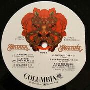 LP - Santana - Festivál - Terre Haute Press