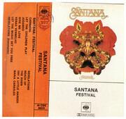 MC - Santana - Festivál
