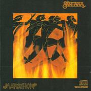 Double CD - Santana - Marathon