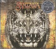 CD - Santana - Santana IV - Digipak