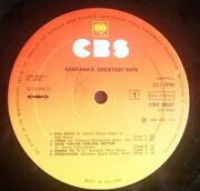 LP - Santana - Santana's Greatest Hits