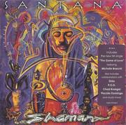 CD - Santana - Shaman