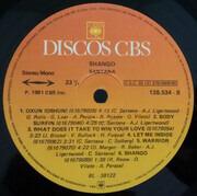 LP - Santana - Shangó