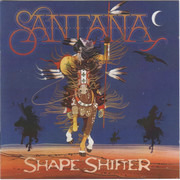 CD - Santana - Shape Shifter