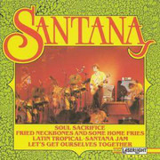 CD - Santana - Soul Sacrifice