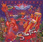 CD - Santana - Supernatural