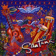 CD - Santana - Supernatural - Still Sealed