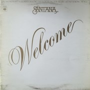 LP - Santana - Welcome - Gatefold