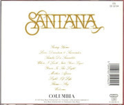 CD - Santana - Welcome