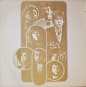 LP - Santana - Welcome - Plain White Gatefold