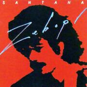 LP - Santana - Zebop!