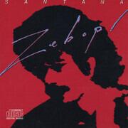CD - Santana - Zebop!