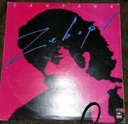 LP - Santana - Zebop! - still sealed