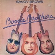 LP - Savoy Brown - Boogie Brothers