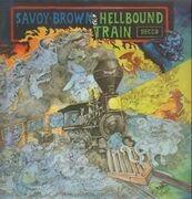LP - Savoy Brown - Hellbound Train - Original 1st UK green Decca