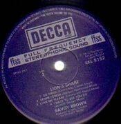 LP - Savoy Brown - Lion's Share - ORIGINAL UK Stereo