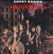 LP - Savoy Brown - Rock 'N' Roll Warriors - still sealed