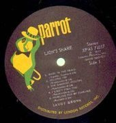 LP - Savoy Brown - Lion's Share - Gimmick Cover