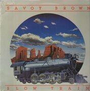 LP - Savoy Brown - Slow Train - An Album Of Acoustic Music