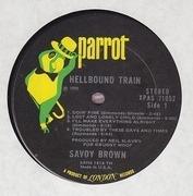 LP - Savoy Brown - Hellbound Train
