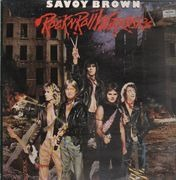 LP - Savoy Brown - Rock 'N' Roll Warriors