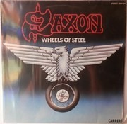 LP - Saxon - Wheels Of Steel