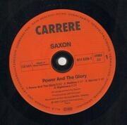 LP - Saxon - Power & The Glory