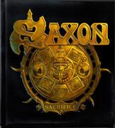 Double CD - Saxon - Sacrifice - Digibook / still sealed